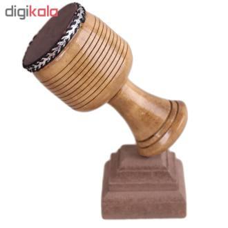 ماکت ساز تنبک طرح چوبی