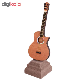 ماکت ساز گیتار الکترونیک مدل چوبی
