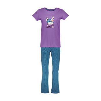 ست تی شرت و شلوار راحتی زنانه ناربن مدل 1521160-64 | Narbon 1521160-64 T-shirt And Pants Set For Women
