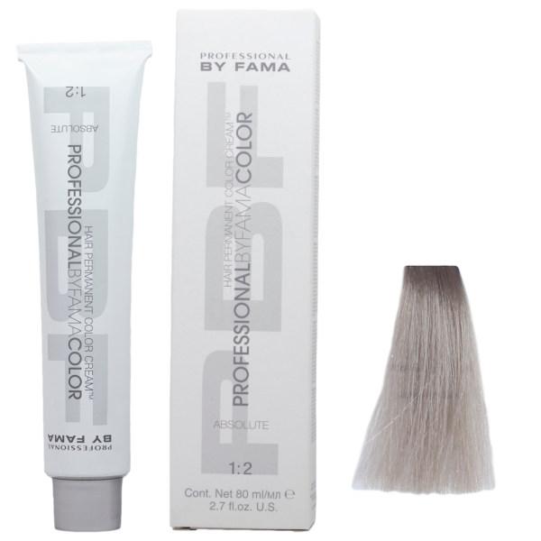 رنگ مو پروفشنال بای فاما سری ابسولوت شماره 8/89 حجم 80 میلی لیتر رنگ خاکستری