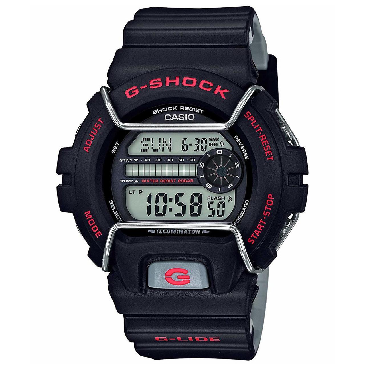 ساعت مچی دیجیتالی مردانه کاسیو مدل GLS-6900-1DR