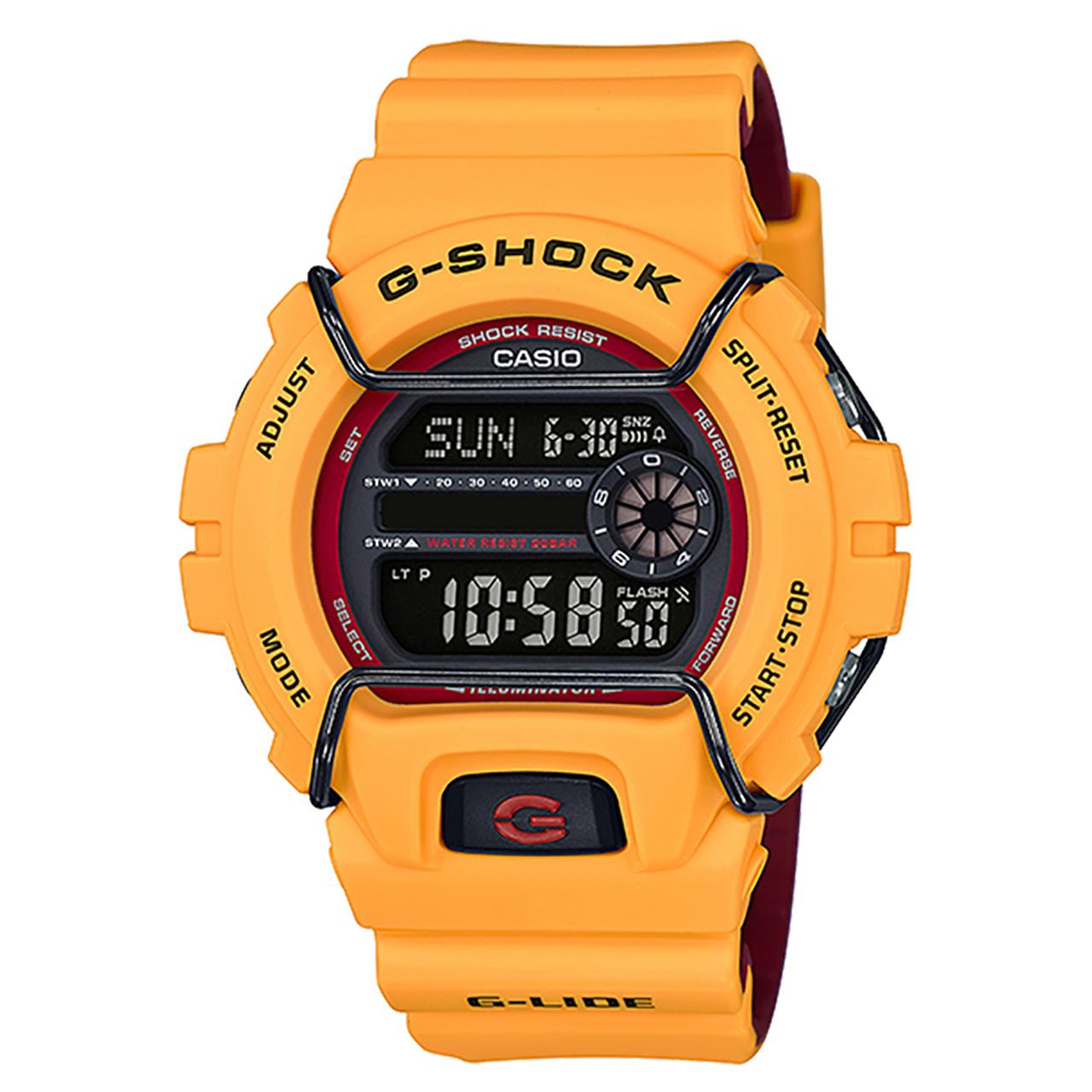 ساعت مچی دیجیتالی مردانه کاسیو مدل GLS-6900-9DR 44