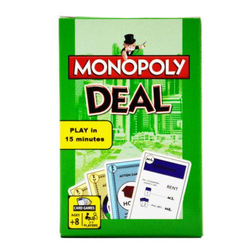 بازی فکری مدل Monopoly Deal