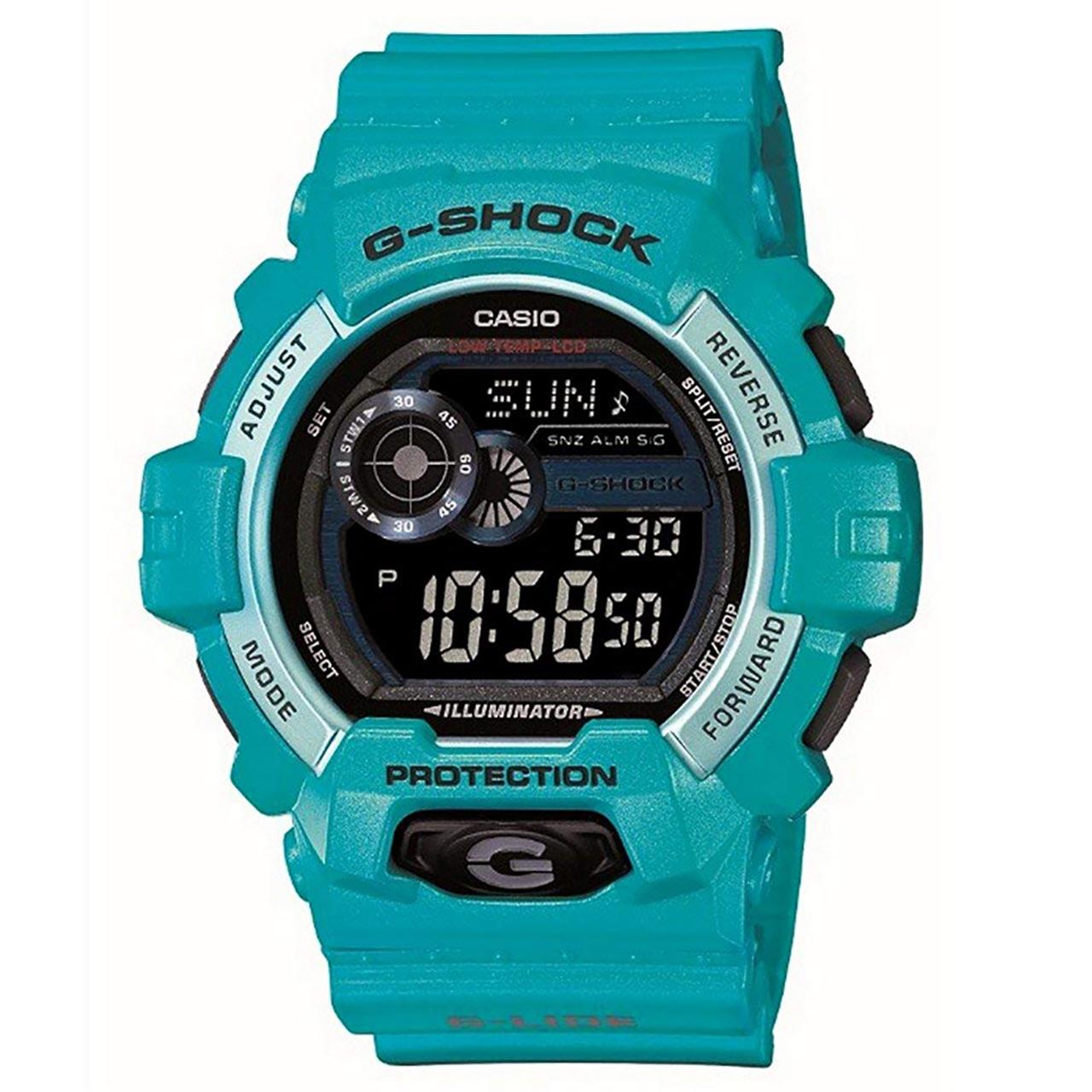 ساعت مچی دیجیتالی مردانه کاسیو مدل GLS-8900-2DR 49