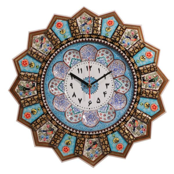 ساعت خاتم کاری گالری گوهران مدل 388