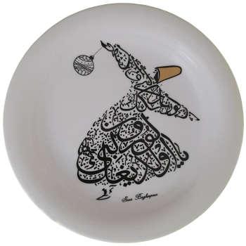 پیش دستی سارا باقرپور مدل مولانا بسته 6 عددی