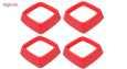 قالب شیرینی بک ویر مدل Cube بسته 4 عددی thumb 1