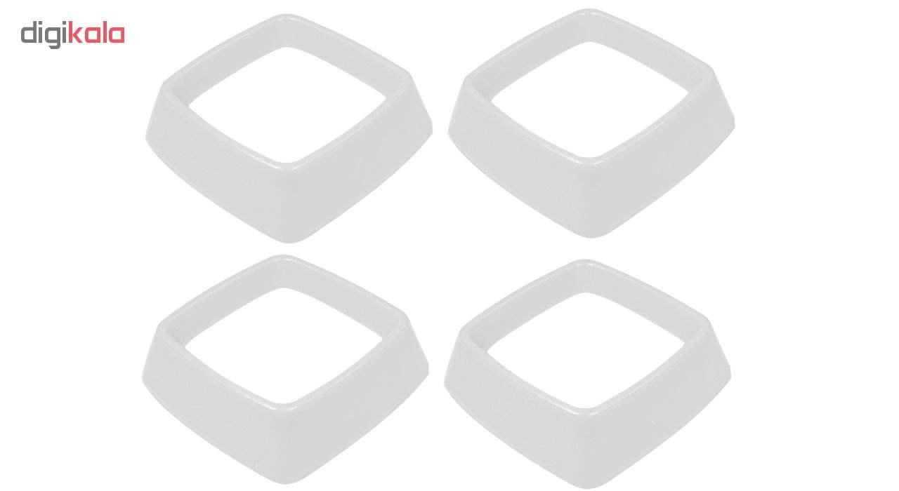 قالب شیرینی بک ویر مدل Cube بسته 4 عددی main 1 3