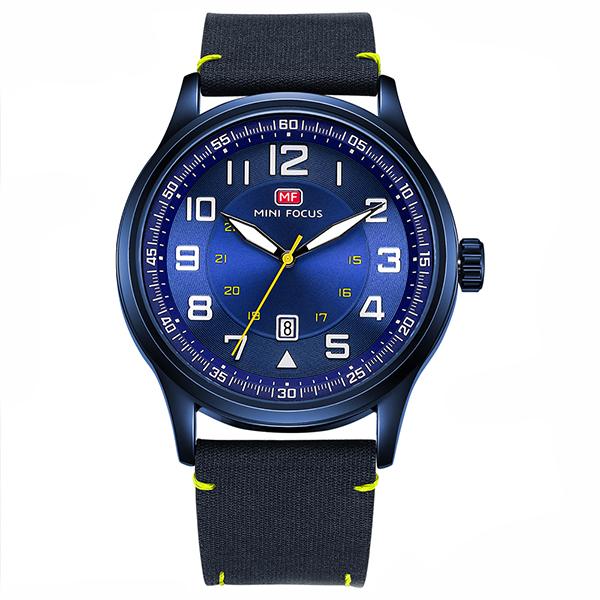 ساعت مچی عقربه ای مردانه مینی فوکوس مدلmf0166g.02