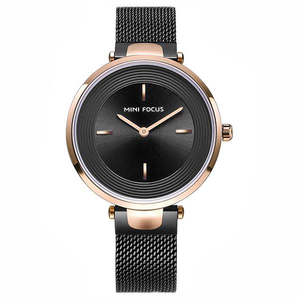 ساعت مچی عقربه ای زنانه مینی فوکوس مدل mf0195l.03
