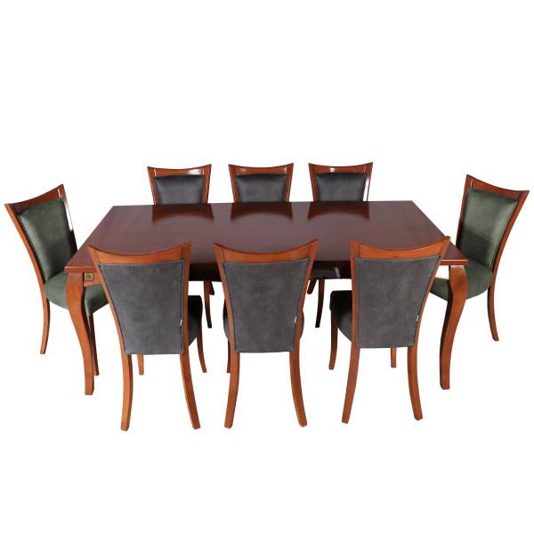 میز و صندلی ناهار خوری چوبکو کد 105