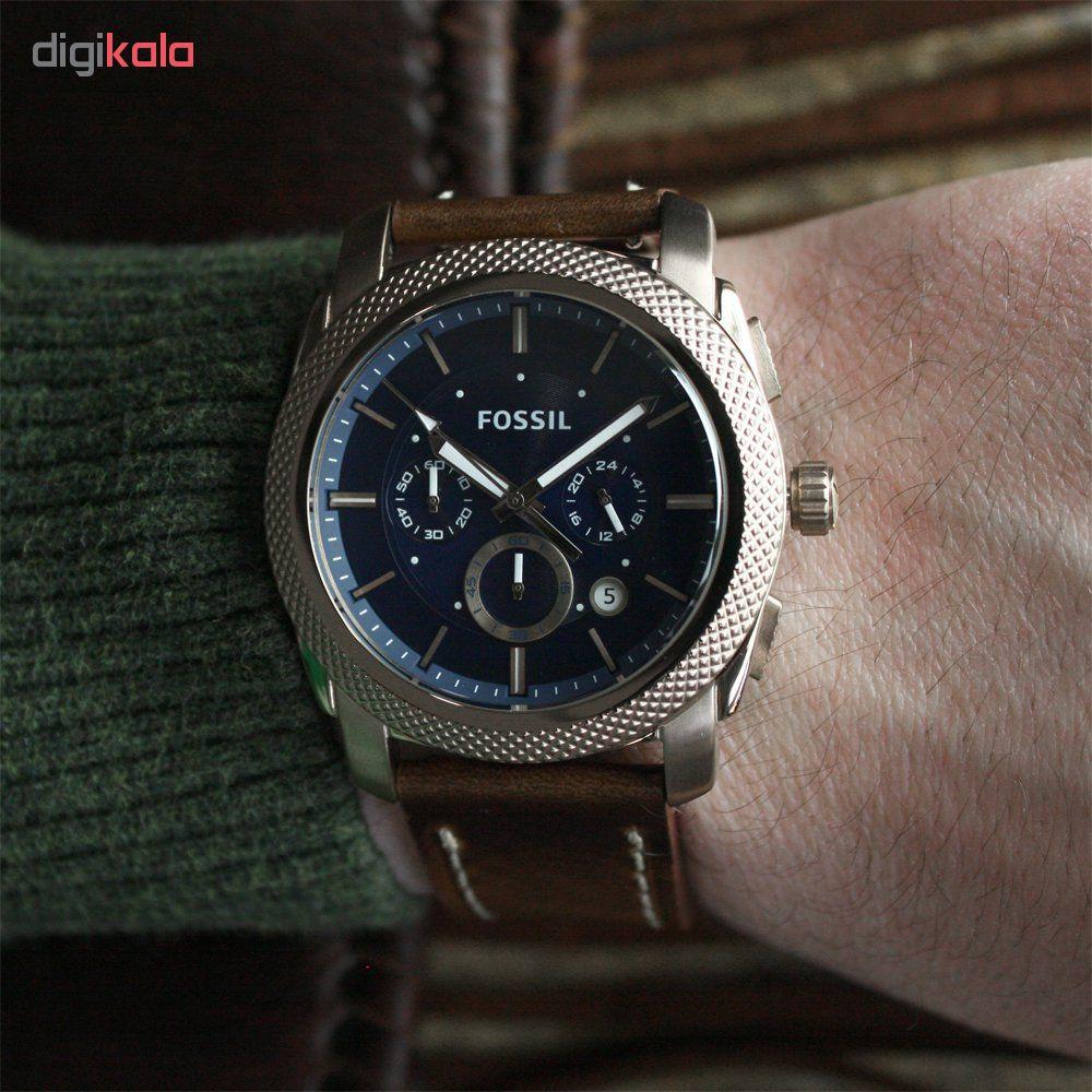 ساعت مچی عقربه ای مردانه فسیل مدل FS5159