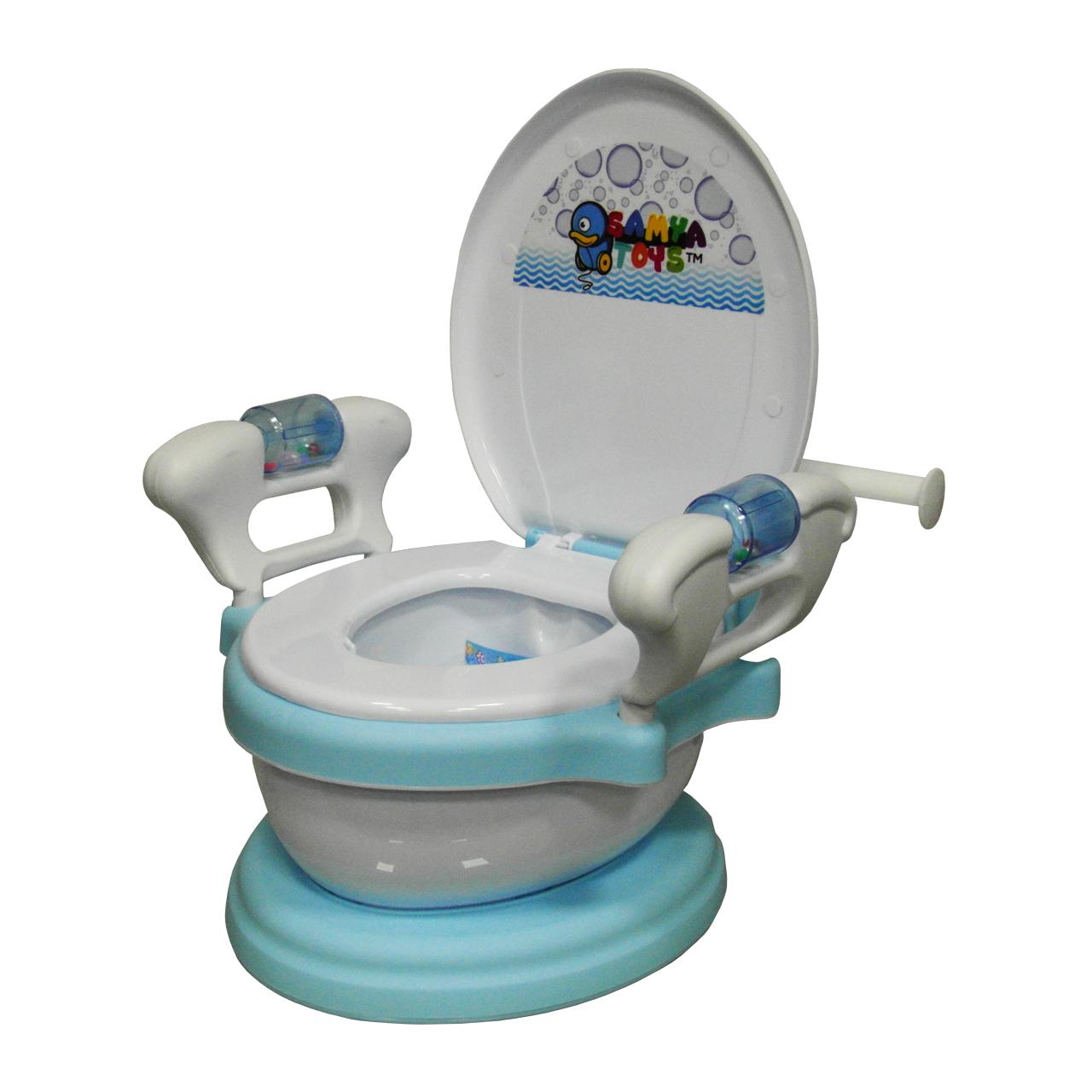 توالت فرنگی کودک سامیا تویز مدل ID16062