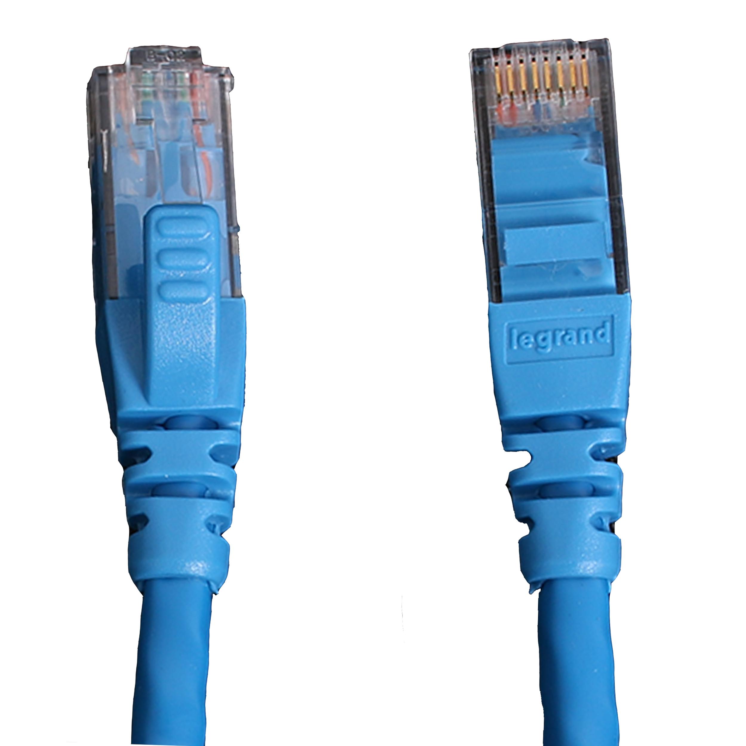 کابل شبکه CAT6 لگرند طول 3متر