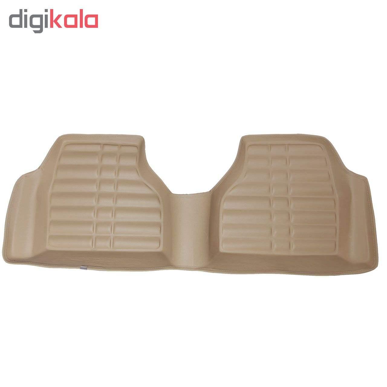 کفپوش سه بعدی خودرو مدل پالیز مناسب برای دنا-سمند-پژو 405-پارس main 1 4