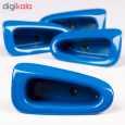 مجموعه تریم داخلی استیلا مدل کالریکس مناسب برای پژو 206 thumb 32