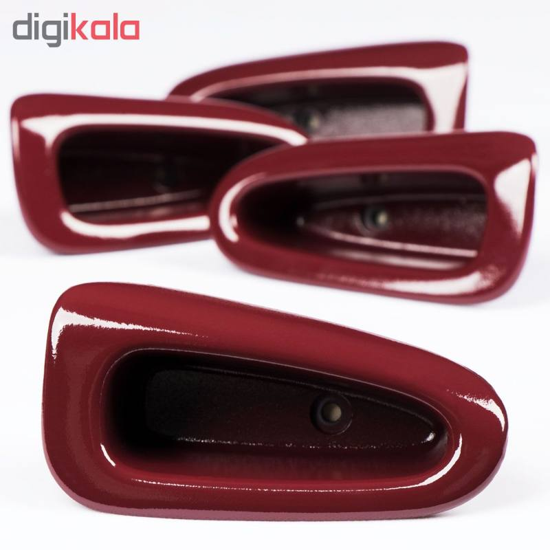 مجموعه تریم داخلی استیلا مدل کالریکس مناسب برای پژو 206 thumb 21