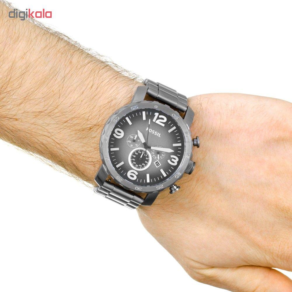 ساعت مچی عقربه ای مردانه فسیل مدل JR1437