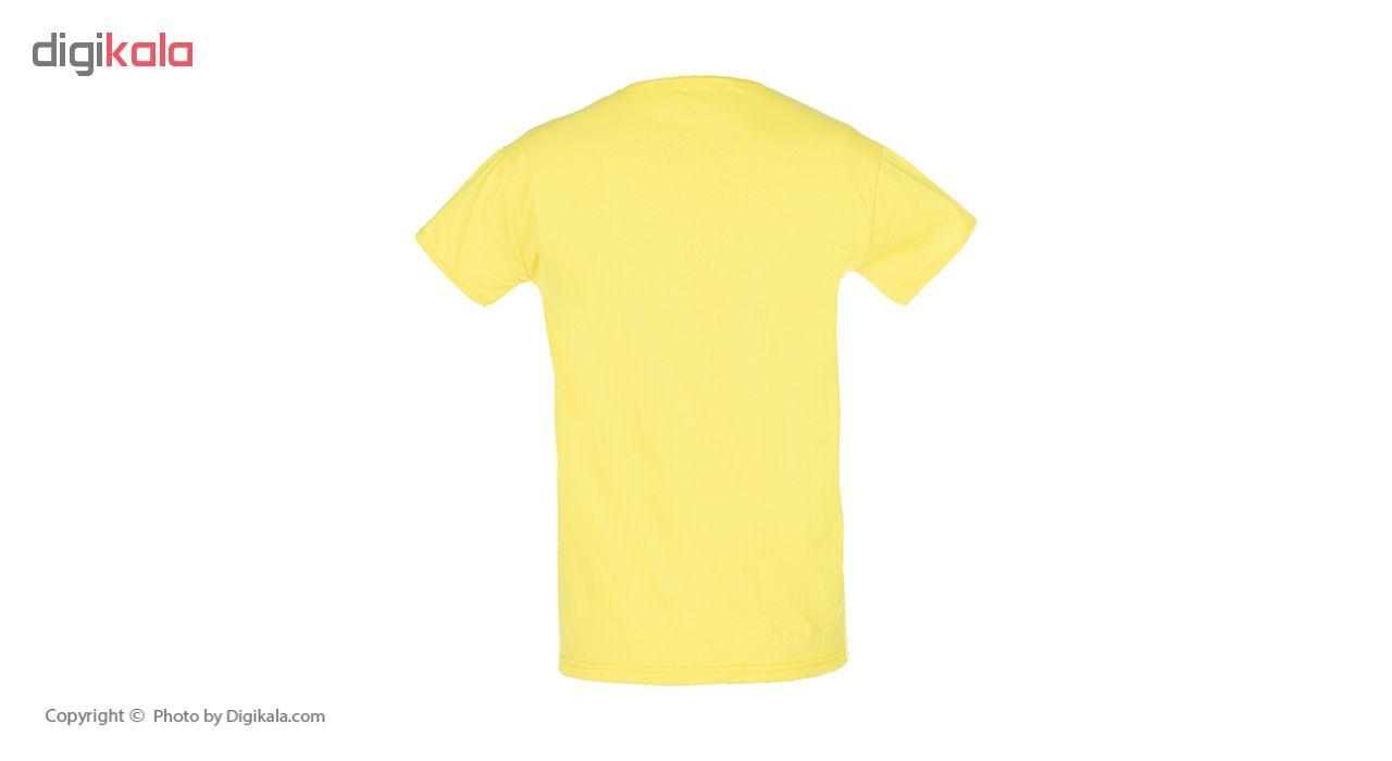 تی شرت مردانه اورجینال مدل t.baz.012