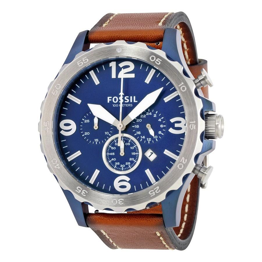 ساعت مچی عقربه ای مردانه فسیل مدل JR1504 21