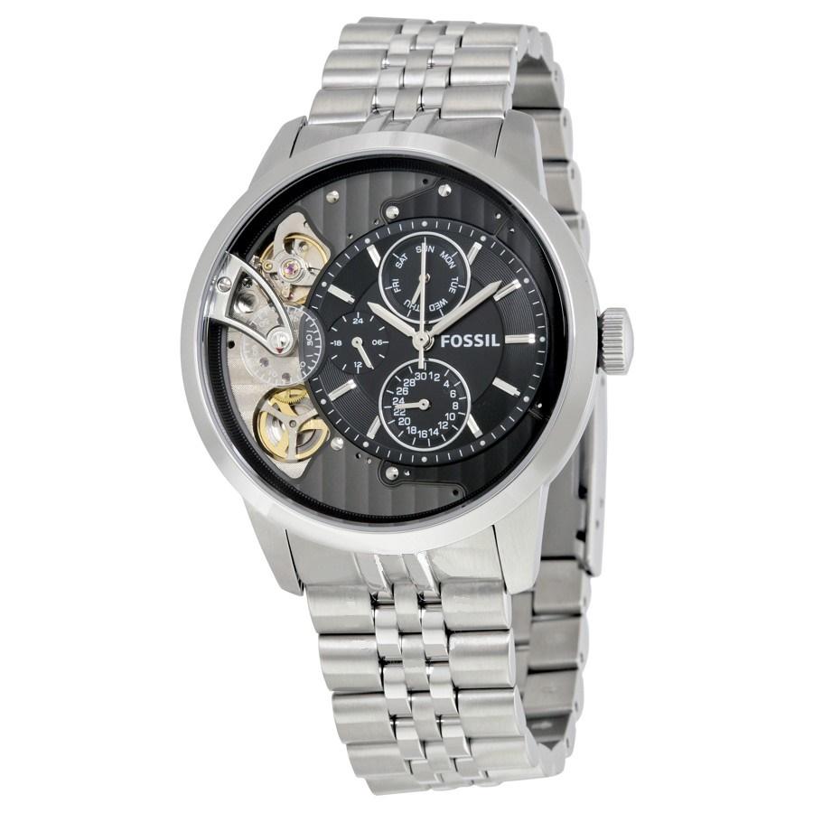 خرید ساعت مچی عقربه ای مردانه فسیل مدل ME1135