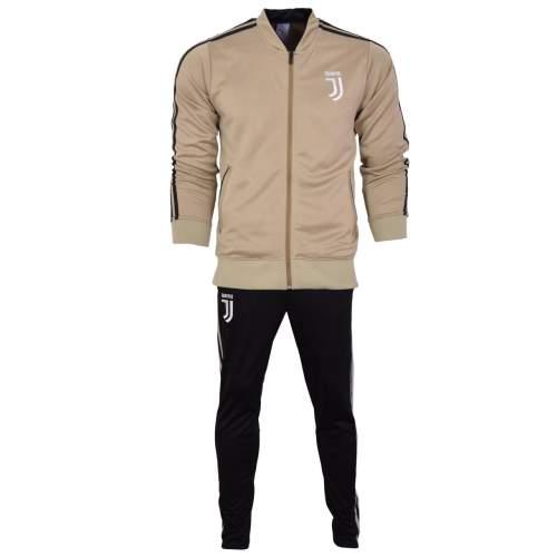 ست گرمکن و شلوار ورزشی مردانه طرح یوونتوس مدل K18-19