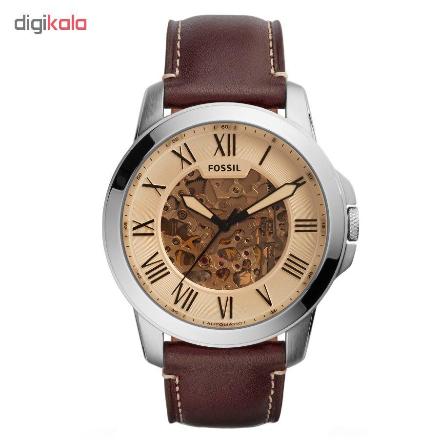 ساعت مچی عقربهای مردانه فسیل مدل ME3122