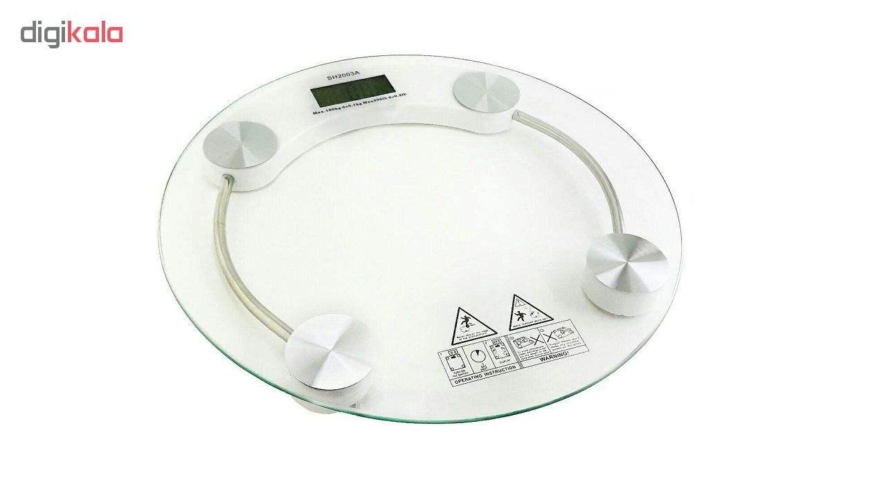 ترازو وزن کشی و دماسنج مدل SH2003A thumb 1