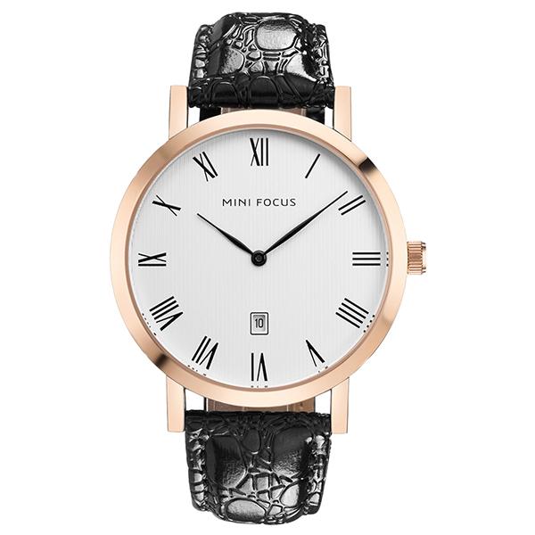 ساعت مچی عقربه ای مردانه مینی فوکوس مدل mf0108g.04