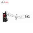 گوشی موبایل داکس مدل B401 دو سیم کارت thumb 4
