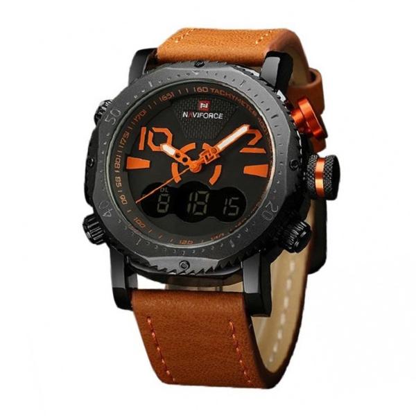 قیمت و خرید                      ساعت مچی عقربه ای مردانه نیوی فورس مدل NF9094M/NA