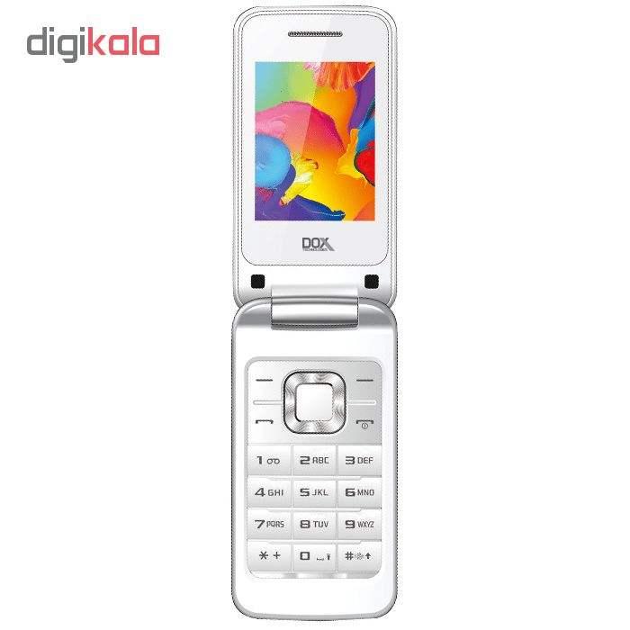 گوشی موبایل داکس مدل V400 دو سیم کارت main 1 1