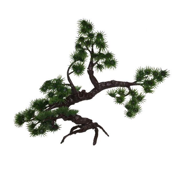 درختچه تزیینی آکواریوم مدل پازلی 002