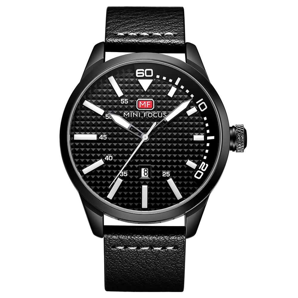 ساعت مچی عقربه ای مردانه مینی فوکوس مدل mf0021g.03