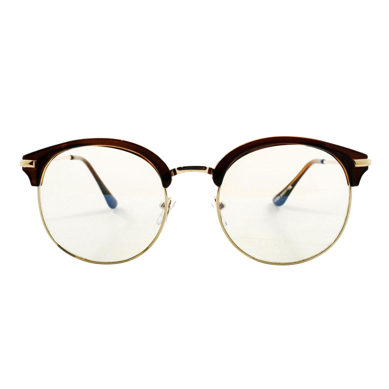قیمت فریم عینک طبی مدل Mountain Round Metal