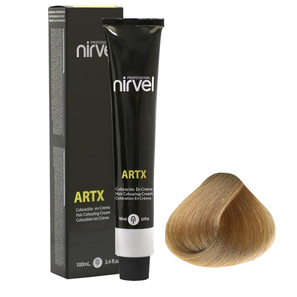 رنگ موی نیرول سری ARTX مدل Pure Natural شماره 10 حجم 100 میلی لیتر رنگ بلوند خیلی روشن