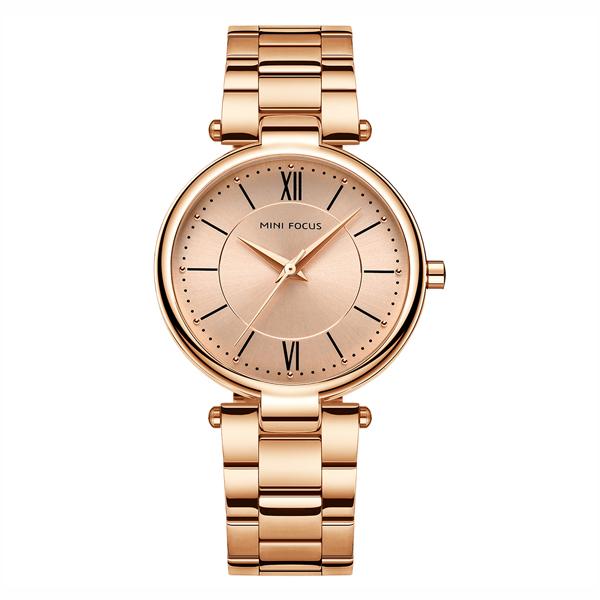 ساعت مچی عقربه ای زنانه مینی فوکوس مدل mf0189l.04