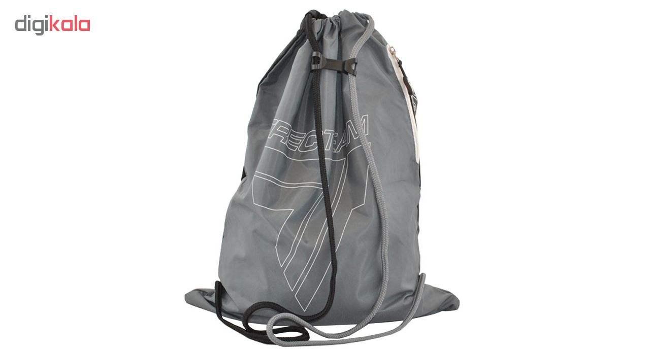 کوله پشتی ورزشی ترک ویر مدل 001 Grey-Black main 1 3