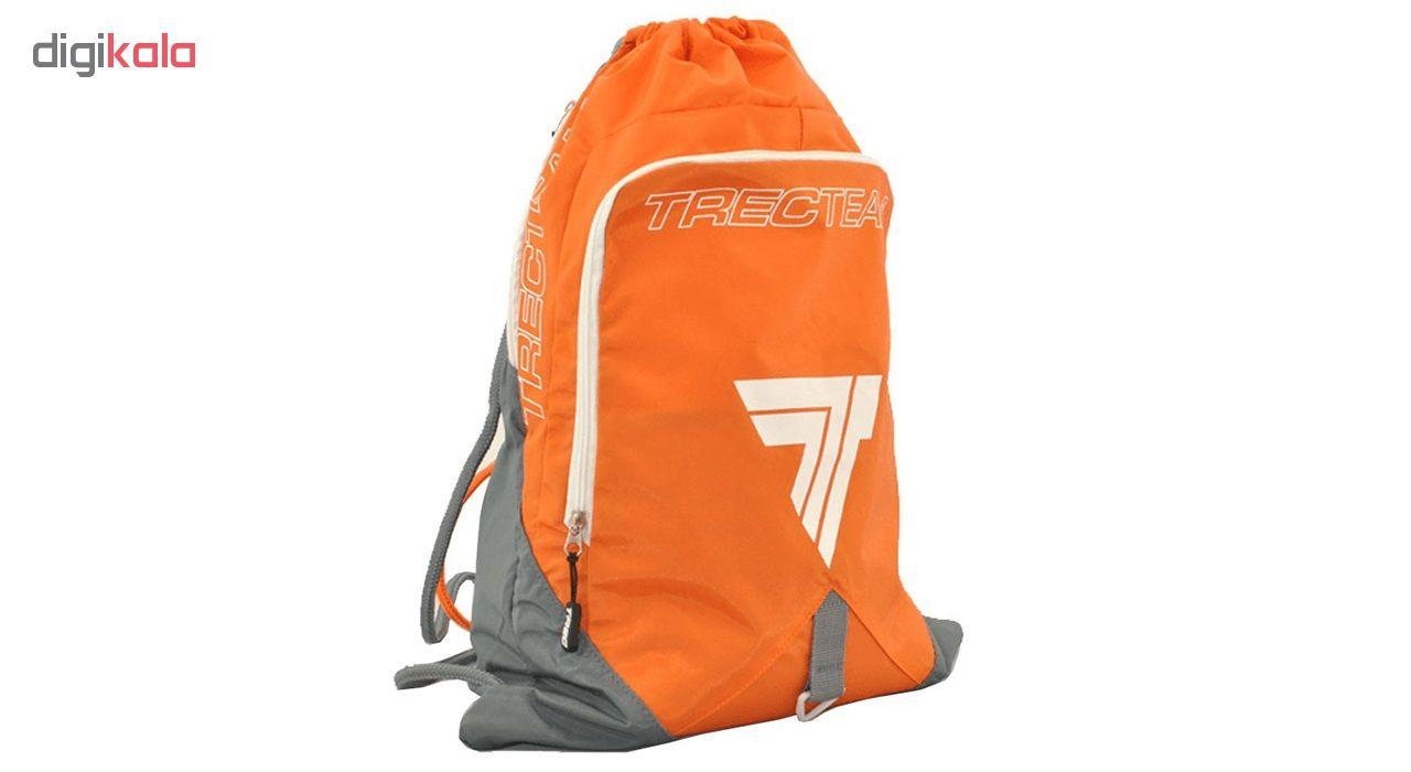کوله پشتی ورزشی ترک ویر مدل 003 Grey-Orange
