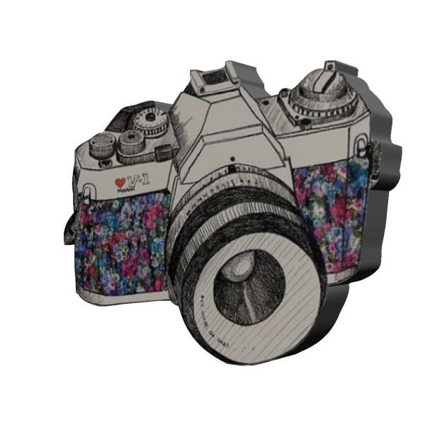 استیکر طرح دوربین کد 1