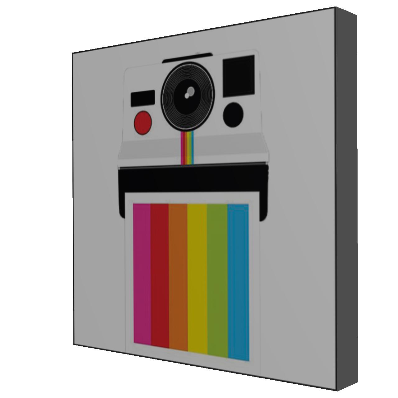 استیکر طرح دوربین کد 7