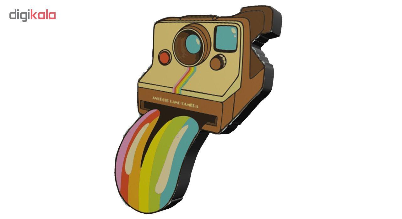 استیکر طرح دوربین کد 2