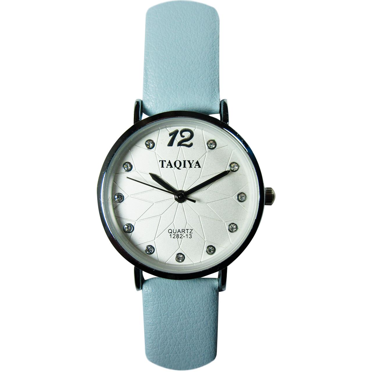 خرید ساعت مچی عقربه ای تاکیا مدل AD224 رنگ آبی