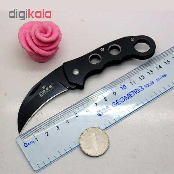 چاقو سفری بوسایدون کد 830