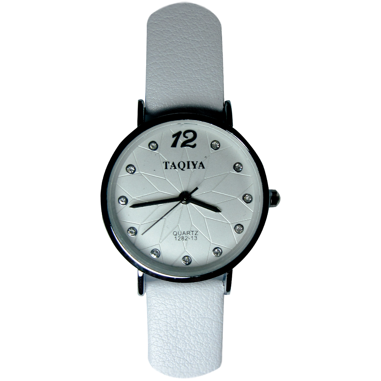 ساعت مچی عقربه ای تاکیا مدل AD224 رنگ سفید