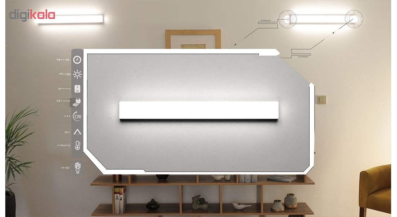 چراغ ال ای دی 40 وات بروکس مدل Linear main 1 3