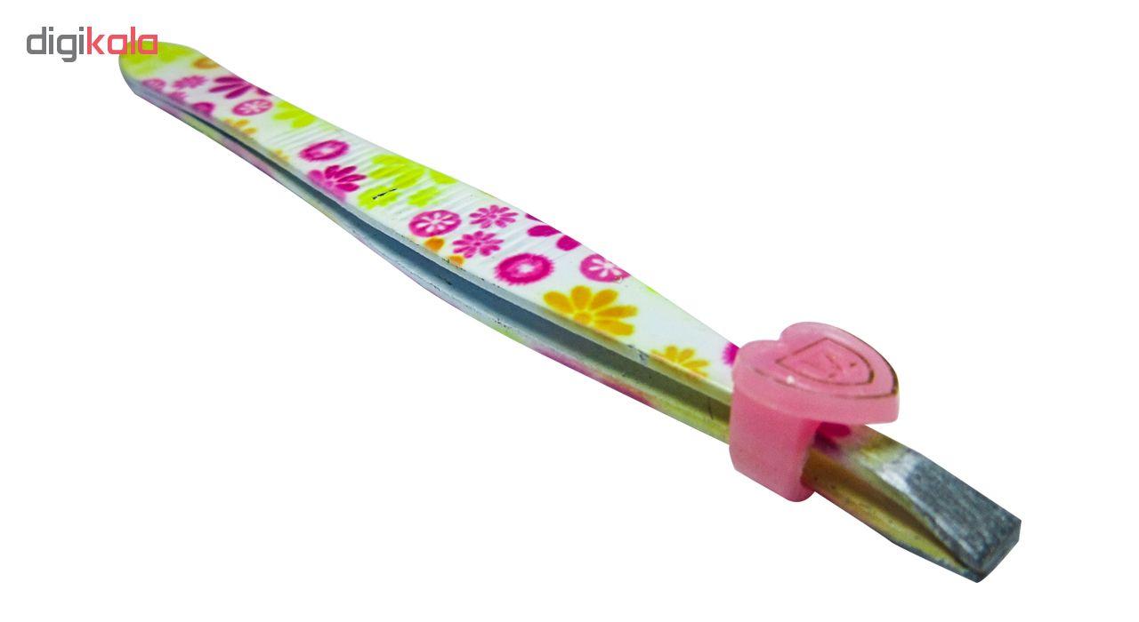 موچین ابرو مدل Flower