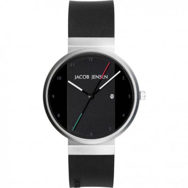ساعت مچی عقربه ای جیکوب جنسن مدل New Series 34