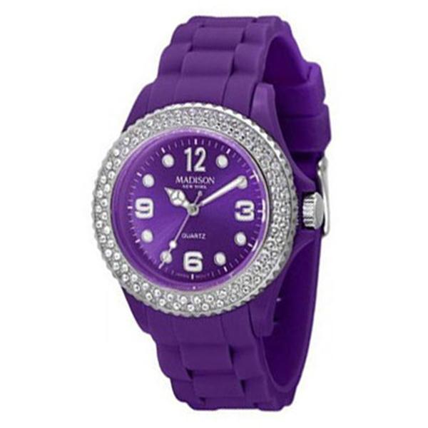 ساعت مچی عقربه ای زنانه مدیسون مدل U4101M2