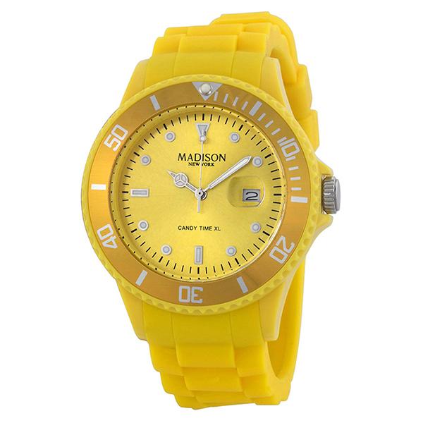 ساعت مچی عقربه ای مدیسون مدل G4167-02